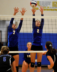 Burlington Central Johnsburg Volleyball