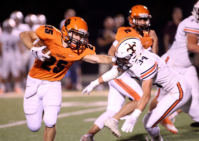 Wheaton Warrenville South football vs. St. Charles East