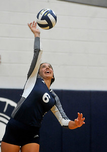 Volleyball: Jacobs at Cary-Grove