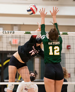 Crystal Lake South vs. Huntley Girls Volleyball
