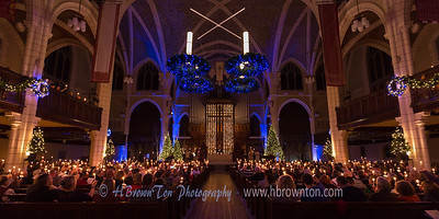 Silent Night Candle Light Service