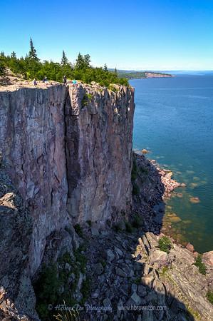 The Cliffs at Palisade Head