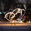 Fire Dance on Ice -- City of the Lakes Luminary Loppet Festival