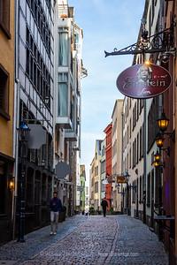 Einstein Alley