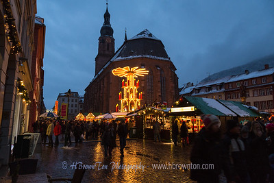 Heidelberg Christmast Market