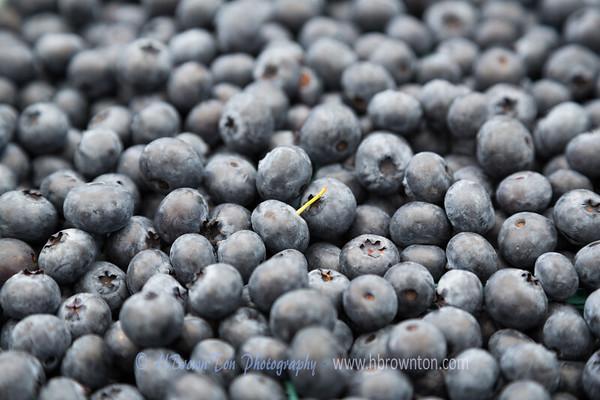 Blueberries forever...