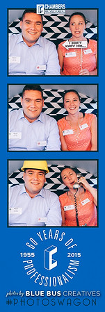 60 years of business sure is an impressive feat. Congratulations Chambers Construction and thanks for letting the #PhotoSwagon be a part of the celebration!  Looking to have an awesome photo booth at your next event? Head to www.bluebuscreatives.com for more info!