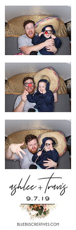 Congrats to Ashlee and Travis! We had such a fun time snapping pics with you and all your guests! We hope you enjoy them!  If you are interested in having the PhotoSwagon at your next event, learn more at www.bluebuscreatives.com