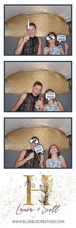 The Whalen clan strikes again! We've been at a few Whalen weddings now and they never disappoint! So much fun celebrating Laura and Scott!!  If you would like the PhotoSwagon at your next event, learn more at www.bluebuscreatives.com