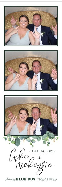 Luke and McKenzie had a beautiful wedding day at Black Butte Ranch! Tons of fun snaps taken and good times had by all!  For more information on having the PhotoSwagon at your next event, visit www.bluebuscreatives.com.