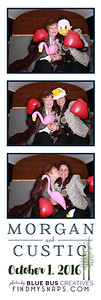 Congrats to the newlyweds Morgan and Custic!   Love this photo? Order prints, cards, canvases and more  findmysnaps.com/PhotoSwagon-Morgan-Custic  Looking for an awesome photo booth for your next event? Head to bluebuscreatives.com for more info!