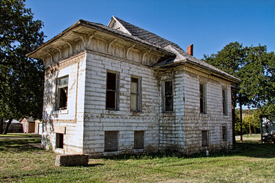 This Old Mineral Wells House