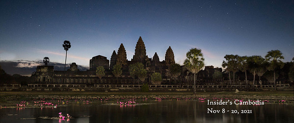 Insider's Cambodia Photo Tour Workshop