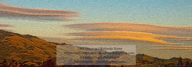 Clouds over Mt. Diablo<br /> Photo-a-Day 11/14/2012 Bill Stone