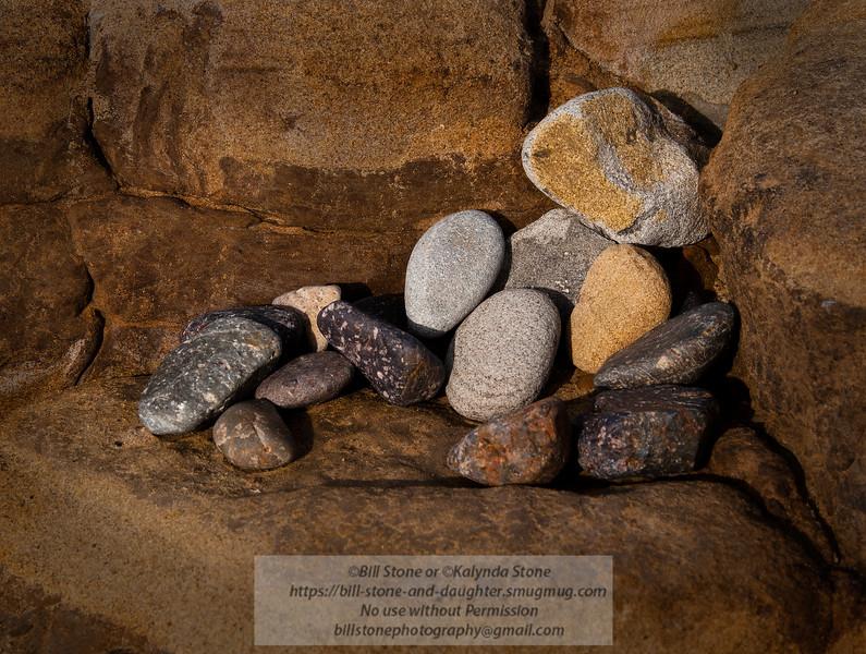 Rocks - Point Lobos<br /> Photo-a-Day 3/30/2012 Bill Stone