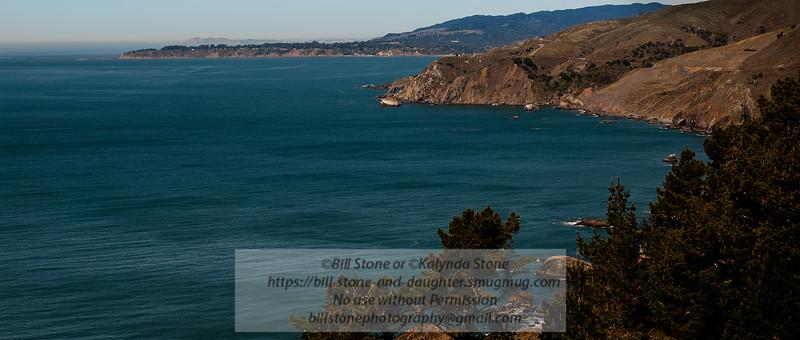 California Coast north of Muir Beach<br /> Photo-a-Day 4/22/2012 Bill Stone