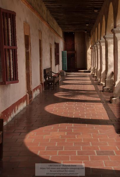 Old Mission Santa Barbara - Santa Barbara California<br /> Photo-a-Day 9/24/2012 Bill Stone