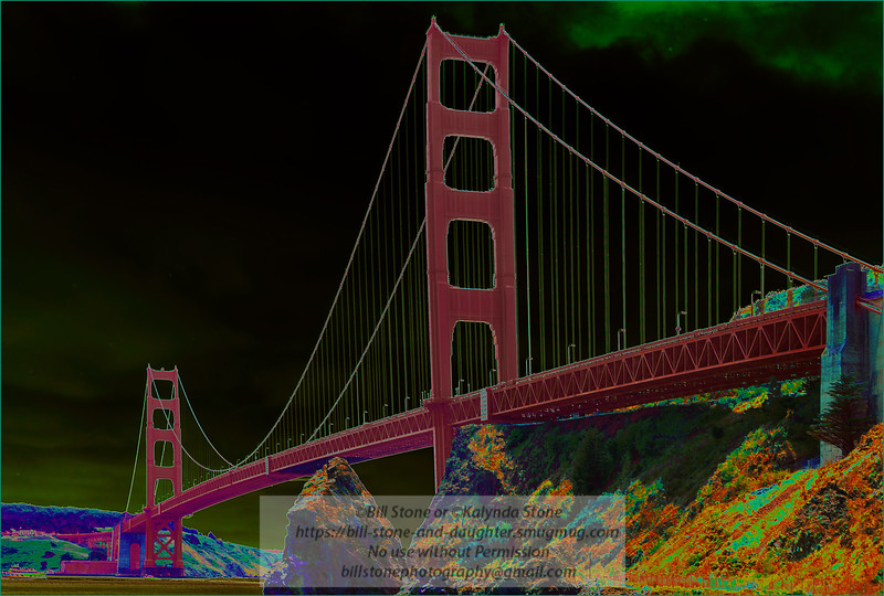 Golden Gate Bridge<br /> Photo-a-Day 5/10/2013 Bill Stone