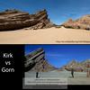 Kirk vs Gorn and Vasquez Rocks - California<br /> Photo-a-Day 3/29/2013 Bill Stone