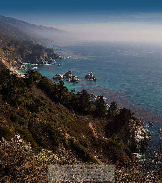 Big Sur Coast<br /> Photo-a-Day 10/31/2014 Bill Stone