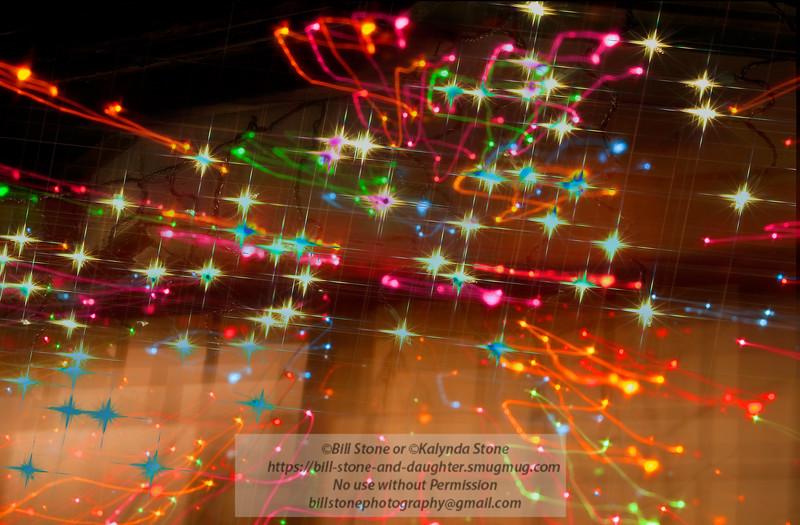 Christmas light fantasim - Photo-a-Day 12/24/2011 Bill Stone