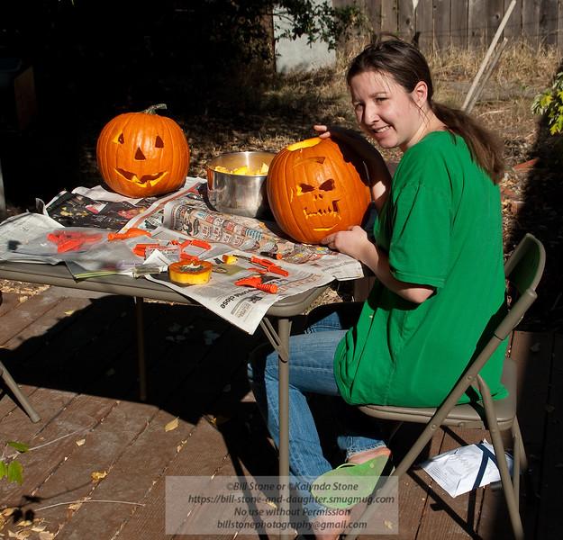 Pumpkin Time Photo-a-Day 10/30/2011 Bill Stone