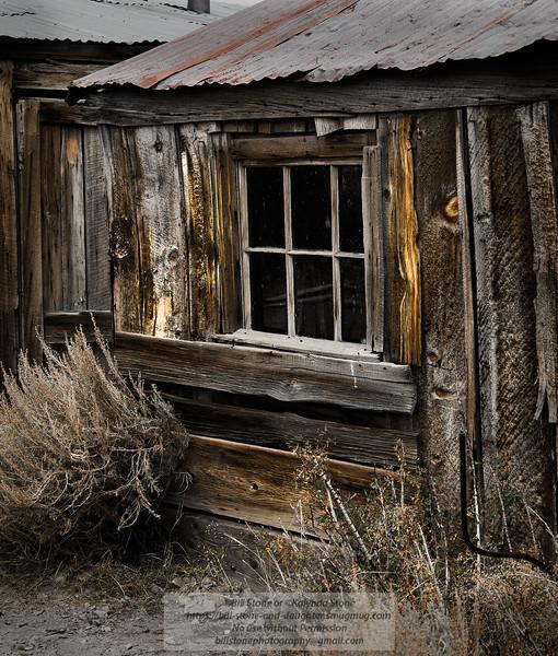 Old Building -Bodie