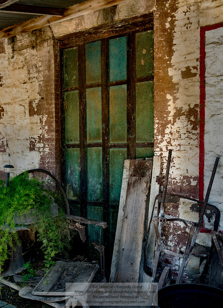 Old door still life<br /> Photo-a-Day 6/24/2015 Bill Stone