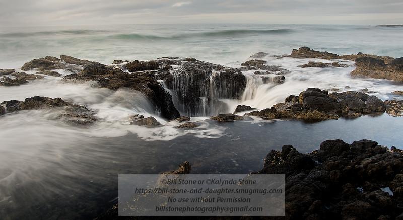 Thor's Well-Cape Perpetua