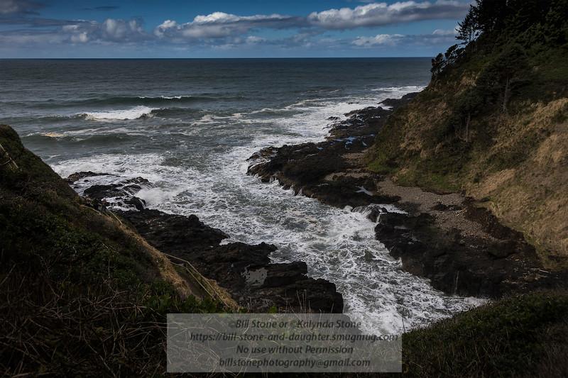 Devil's Churn-Oregon Coast