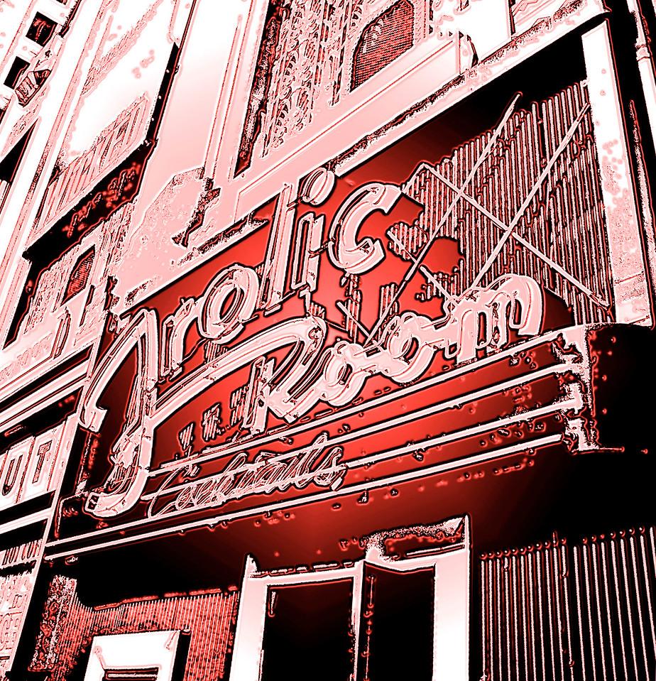Vintage Bar Hollywood, California
