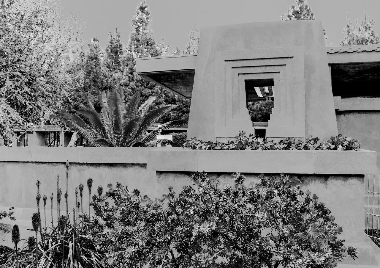 Genius Frank Lloyd Wright