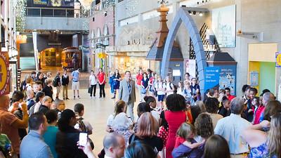 Grand Rapids Public Museum School Opening