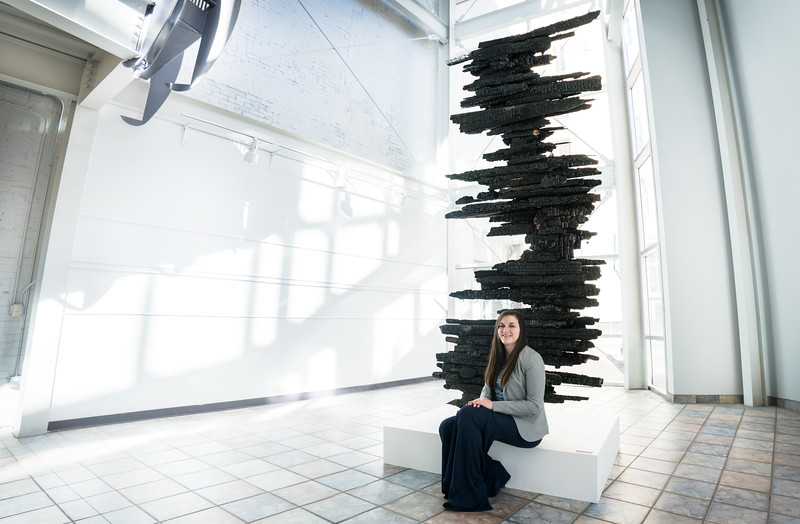 Vestige by Emily Mayo (MFA)