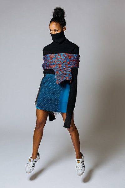 Active wear collection by Carmen Thomas (Fashion Studies)