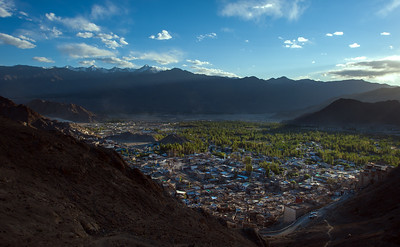 leh city at dusk_DSC3607