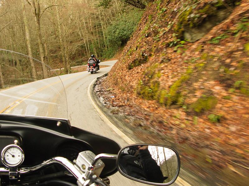 Enjoying the Road