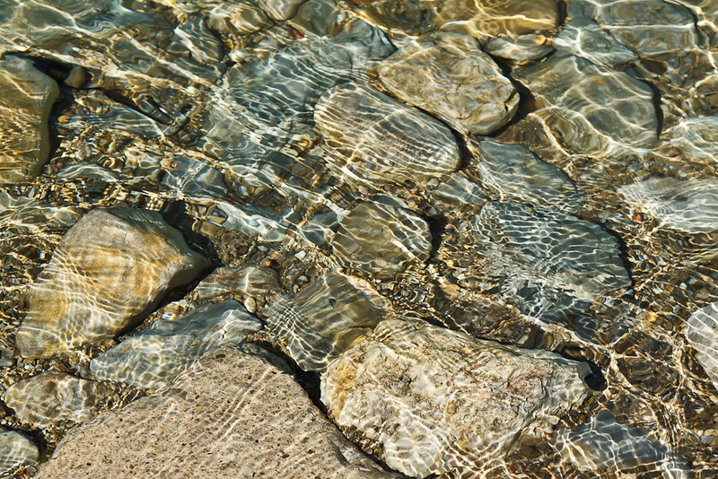 Randomness - Ripples Over Rocks