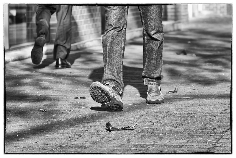 Feet on the Street
