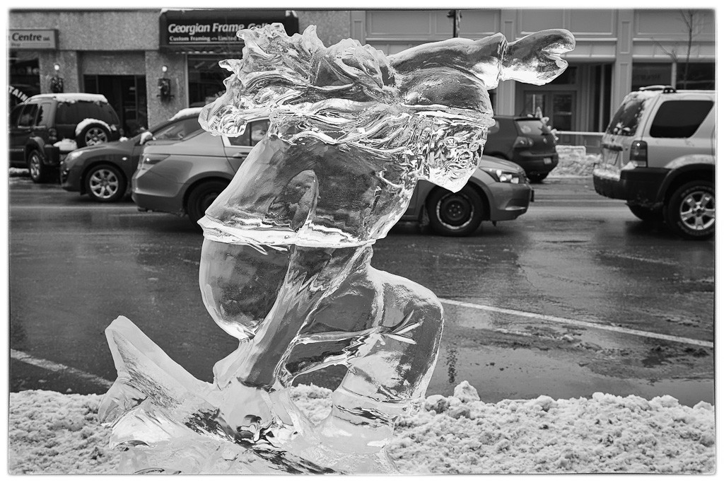 Ice Sculpture Festival