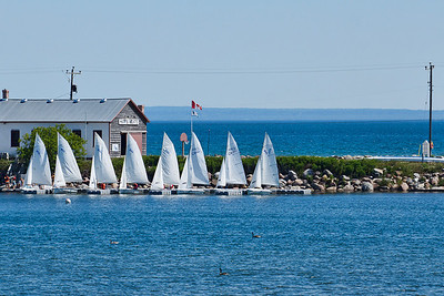 Sailing School is in Session