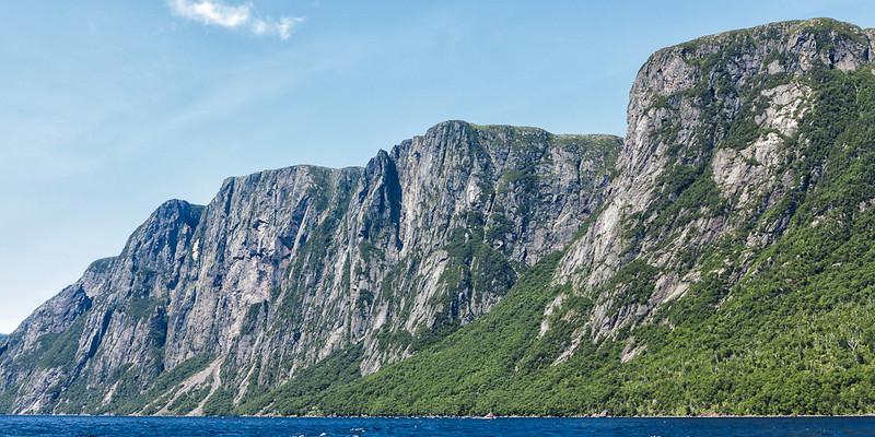 Newfoundland Trip #40 - Western Brook Pond Fjord
