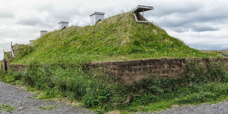 Newfoundland Trip #16 - Viking Archaeological Site