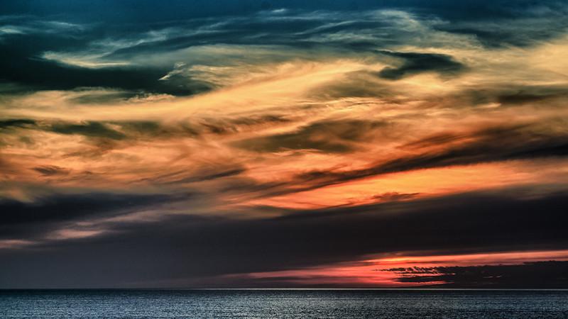 Nuevo Vallarta Sunset #3