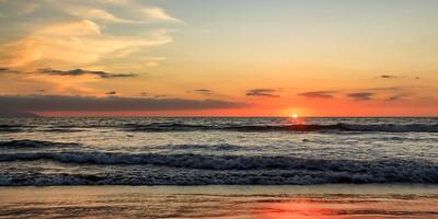Nuevo Vallarta Sunset #1