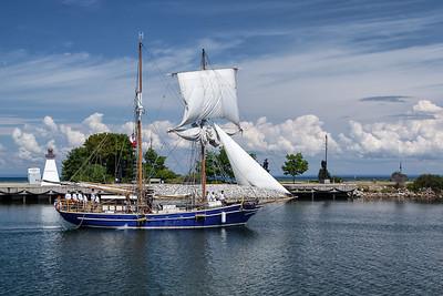 Tall Ship Playfair #2