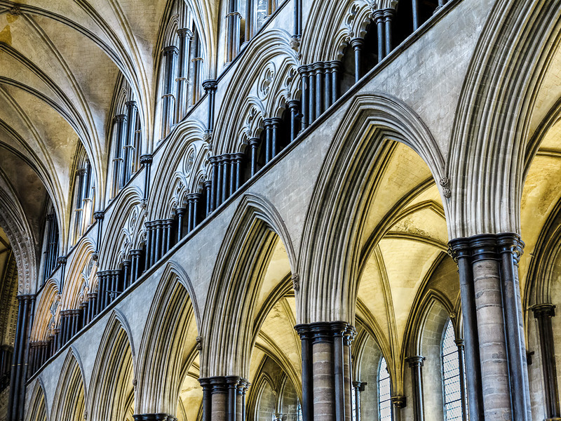 Salisbury Cathedral #9