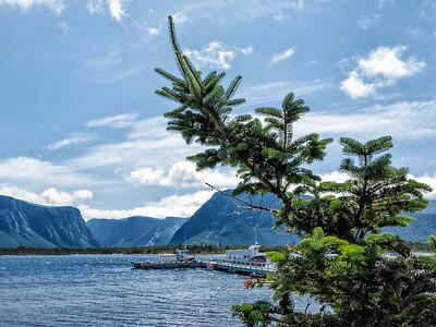Newfoundland Trip #35 - Our Tour Boats Await!