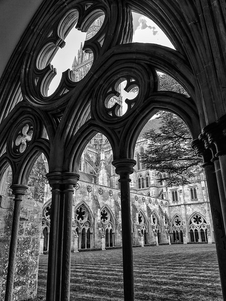 Salisbury Cathedral #2