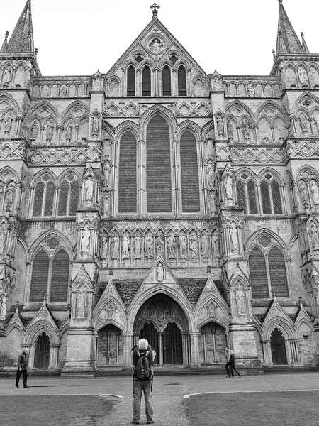Salisbury Cathedral #1